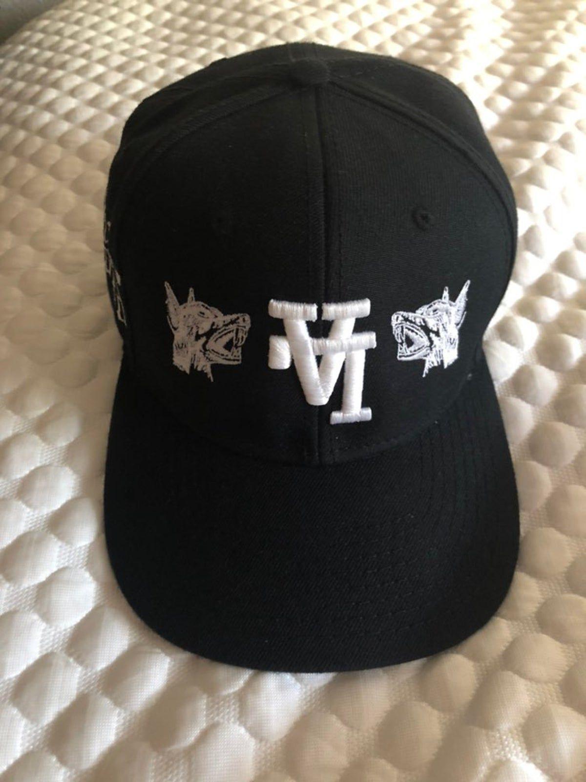 Tuff Crowd X Kth La Hat In 2021 Custom Fitted Hats Streetwear Hats Fitted Hats