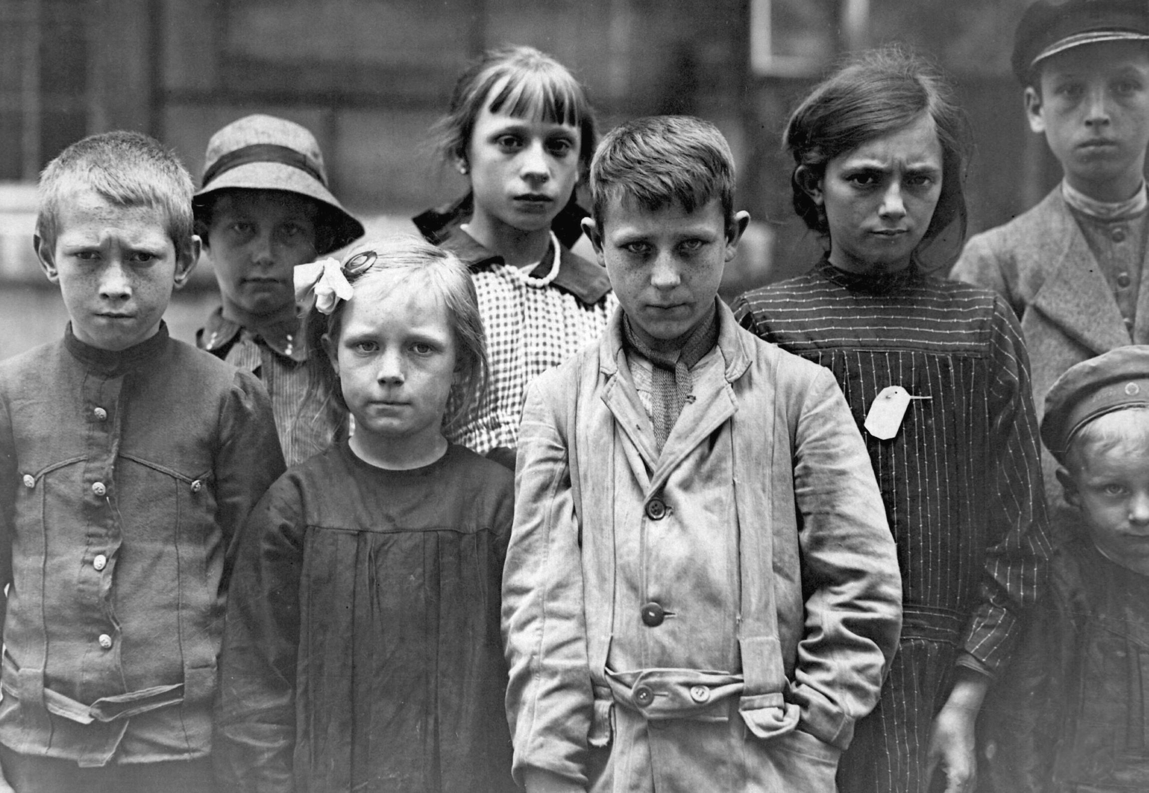 Refugee Children At Grand Val France Rare Historical Photos World War One Historical Photos