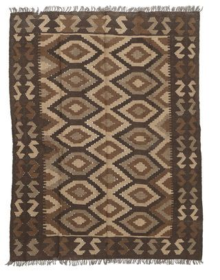 Kelim Afghan Old style-matto 147x194