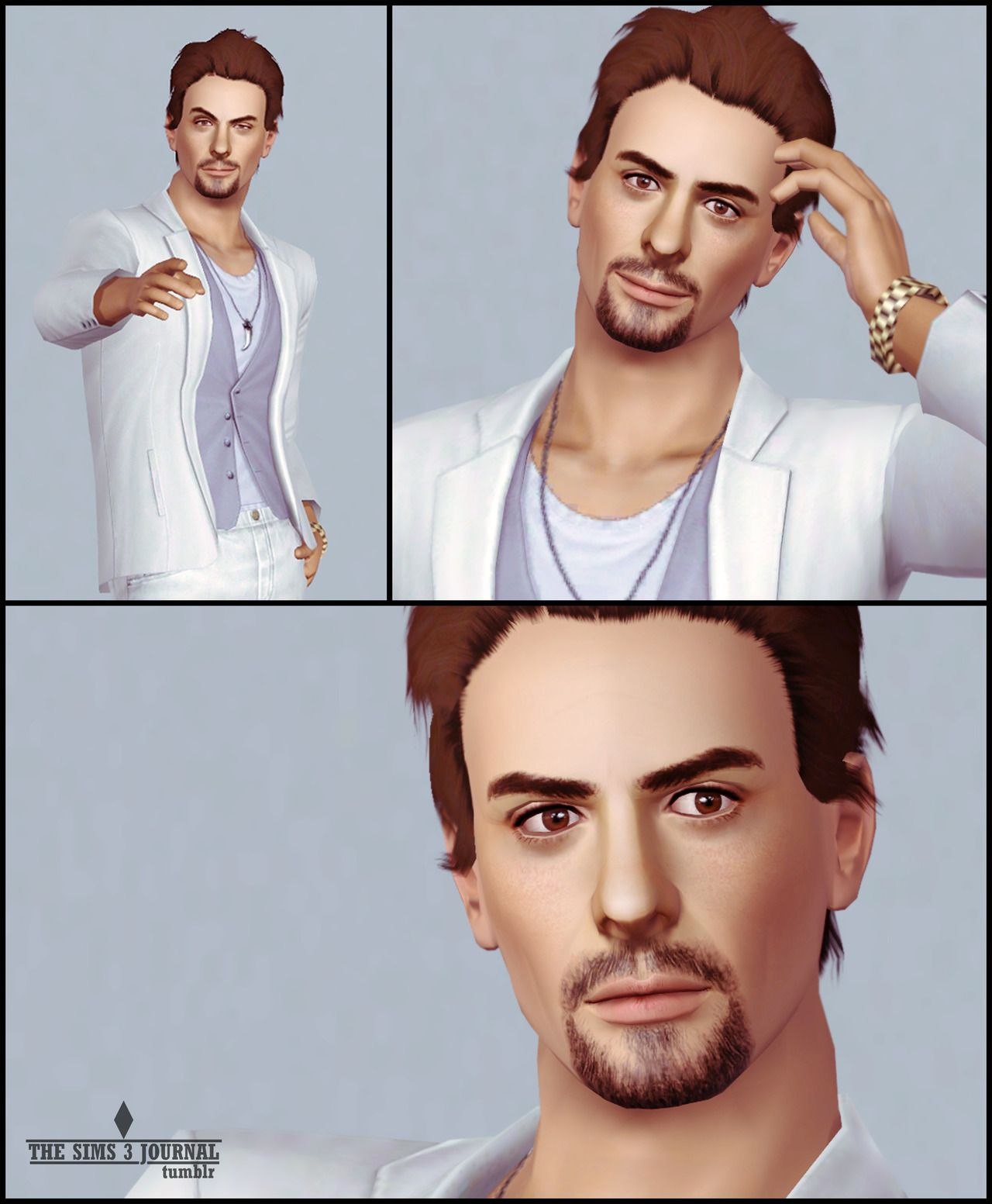 Robert Downey Jr The Sims 3 Journal The Sims 3 Marvel
