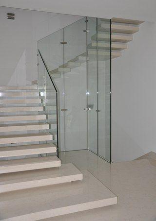 stufen holz eisen edelstahl gel nder holz glas edelstahl. Black Bedroom Furniture Sets. Home Design Ideas