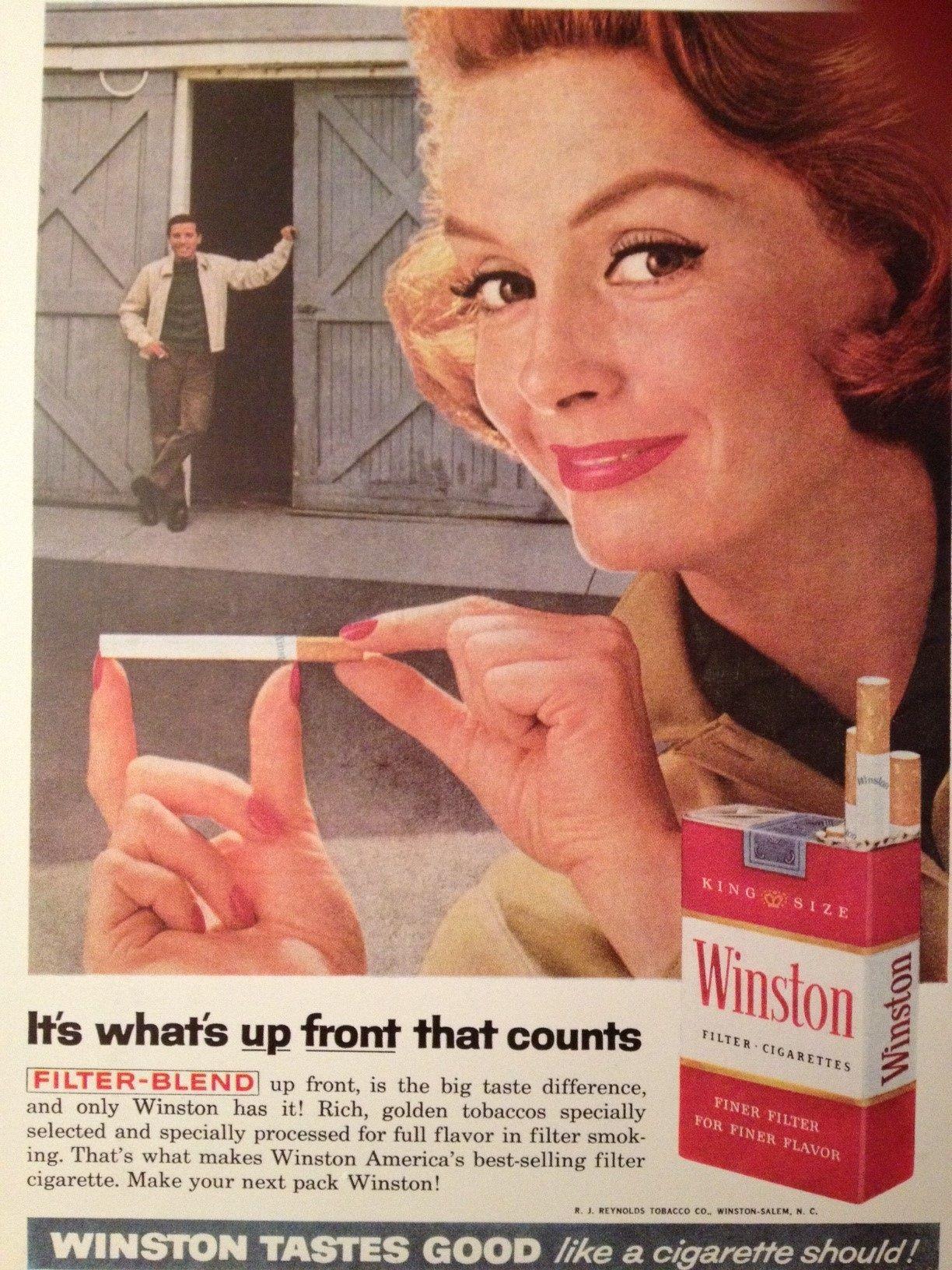 Sexual innuendo sells   Vintage adverts   Pinterest
