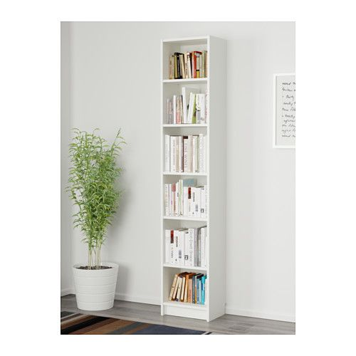 BILLY Boekenkast Wit 40 x 28 x 202 cm | Ikea | Pinterest - Ikea ...