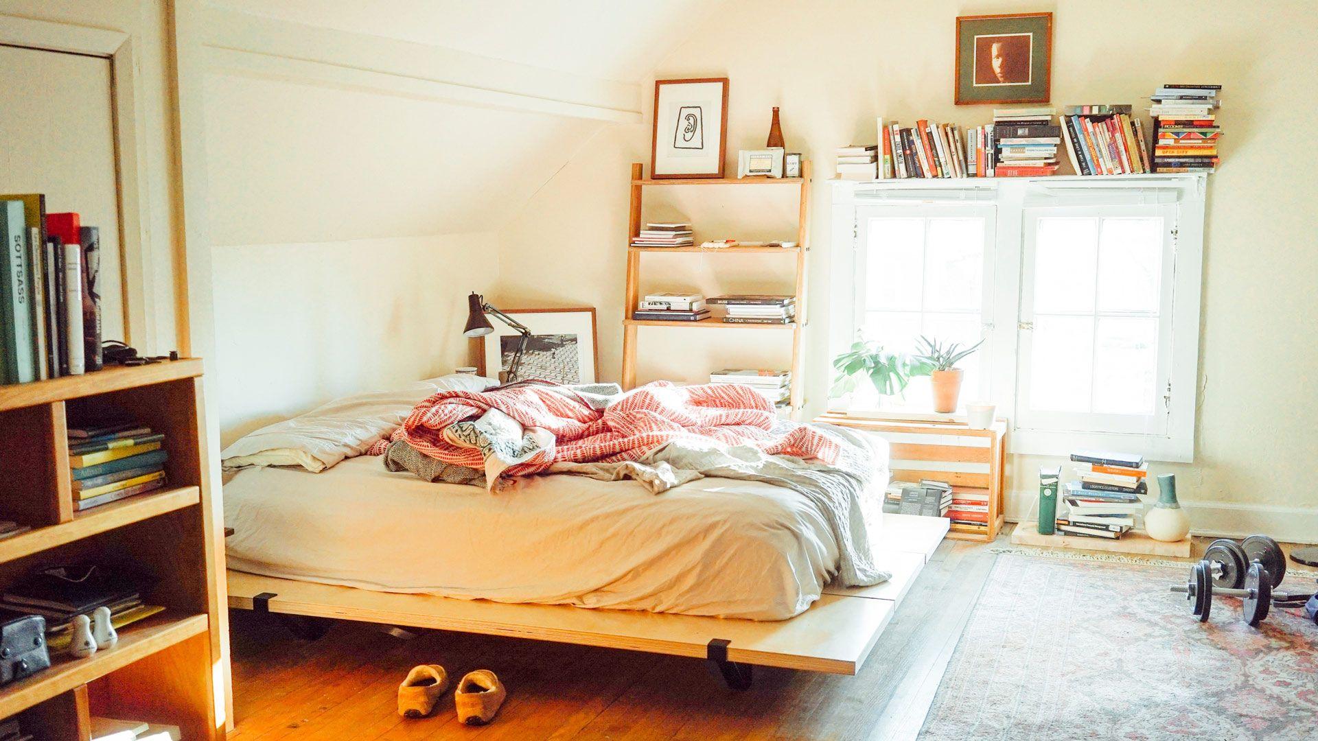 The Floyd Platform Bed Floyd bed, Bedroom inspirations