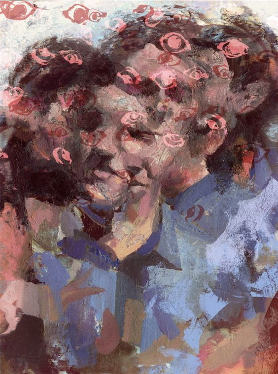 Where is my mind? Sishir Bommakanti's Warped, Emotional Figures