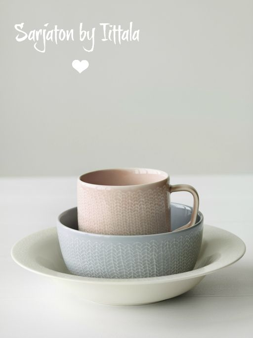 Just love Sarjaton by Iittala