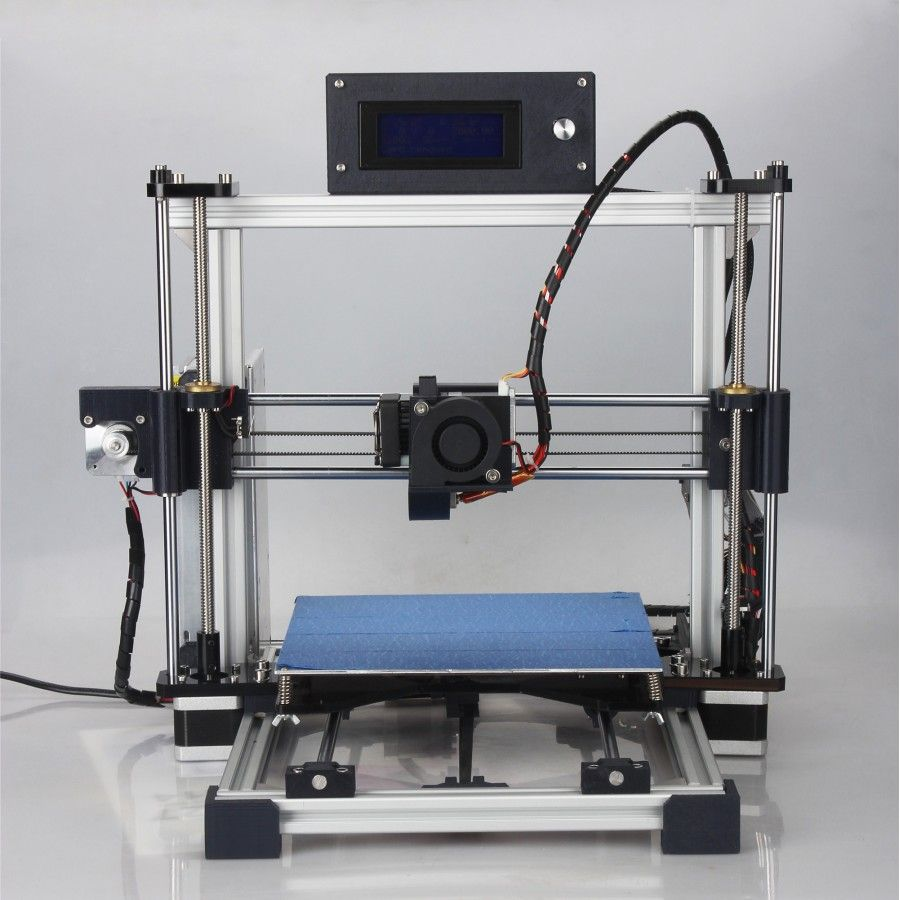 Maxmicron R8 Aluminium Frame Autoleveling Prusa i3 Kit   Pinterest ...
