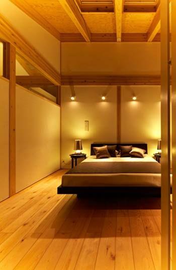 為了保存並推廣木宅工藝 這個位於神戶的住屋展示場 用了許多傳統日本