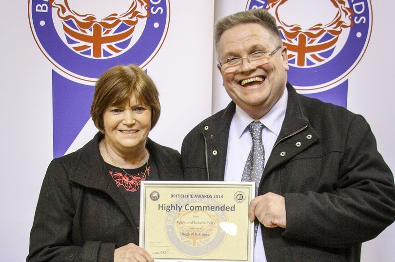 National success for two West Lothian butchers at British ...