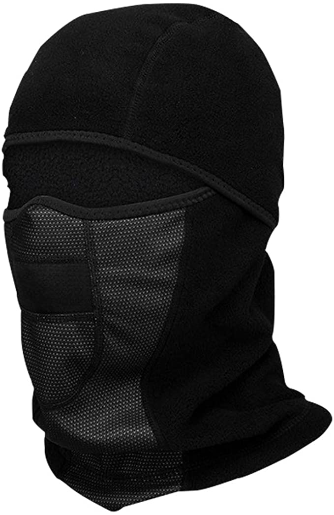 Weanas Balaclava Ski Mask Cold Weather Windproof Face Mask For Cycling Motorcycling Skiing Snowboarding And Winter Sports Bla Ski Mask Winter Face Mask Skiing