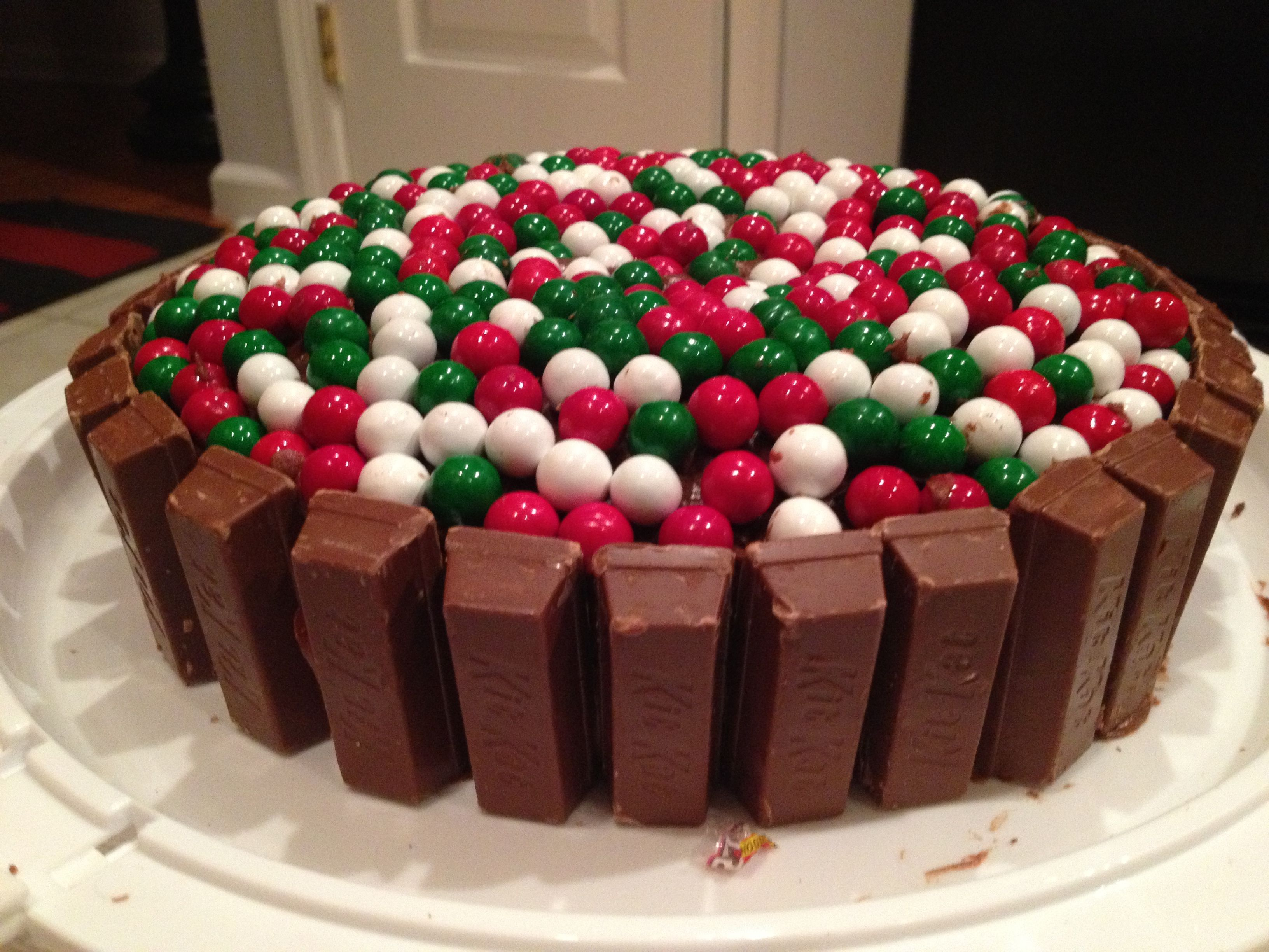 This Is Christmas.This Is A Crazy Cake For Christmas Cake Crazy Cakes