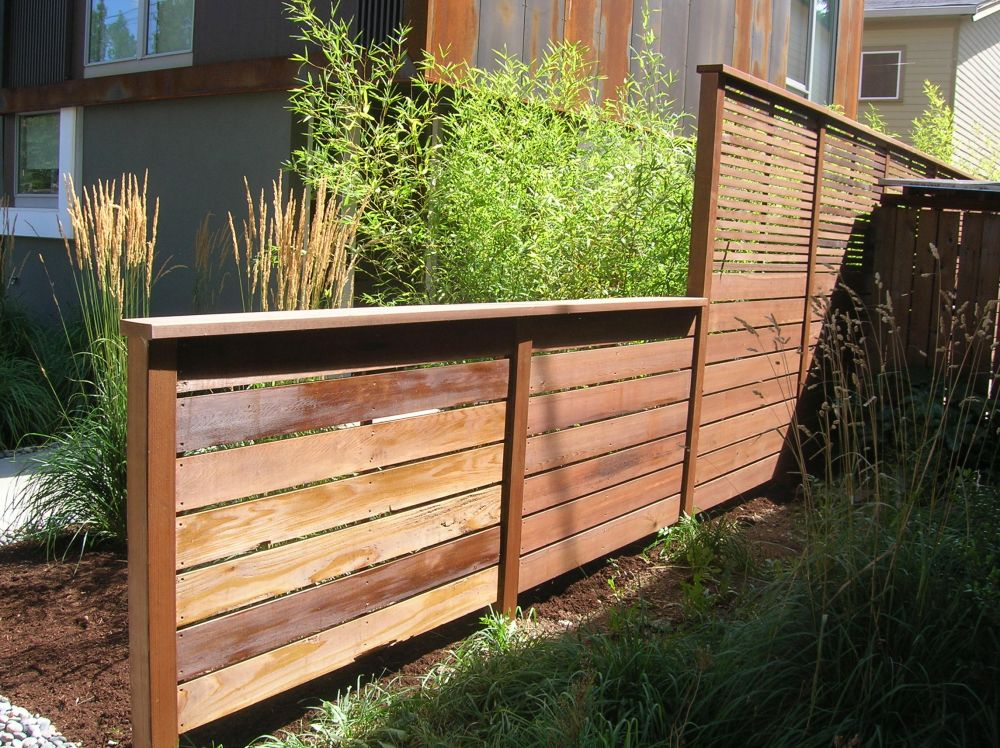 Horizontal Wood Fence Ideas Outdoor Decorations Best Horizontal Wood Fence Wood Fence Design Fence Design Wood Fence