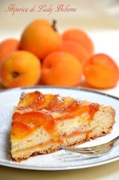 Italian food - Torta di albicocche  Apricot cake, dessert, enjoy, live a little, travel, explore, mangia!