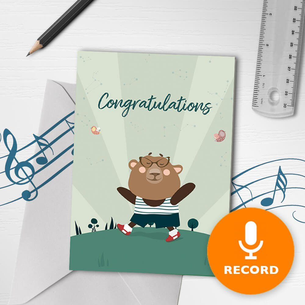 The Easiest Part of Life - Musical Graduation Card in 2018 | Musical ...