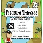 Treasure Trackers Division Game can be implemented as whole group review, in a math center, as test prep, and/or as part of your guided math instru...