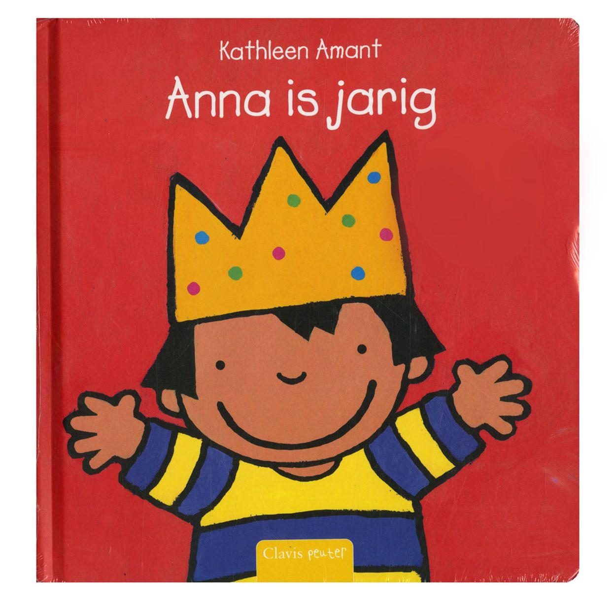 Anna Is Jarig En Maakt Een Cake Mama Brengt Haar Naar School Waar