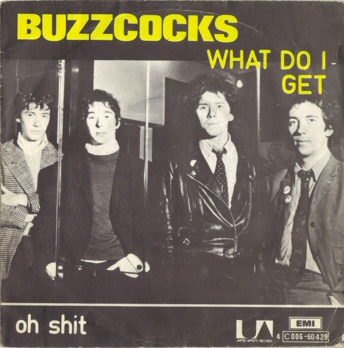 What Do I Get? Awesome Tune By The Buzzcocks! (With Images