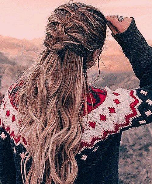 Photo of 25 einfache Frisuren für langes Haar