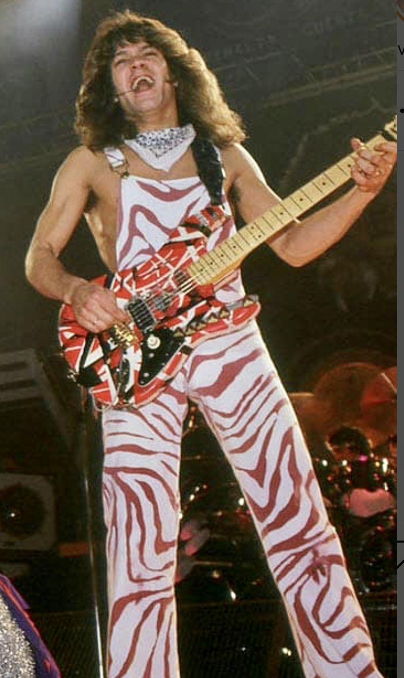 Pin By Slobbersleeve On Eddie Van Halen Guitars In 2020 Eddie Van Halen Van Halen Best Guitar Players