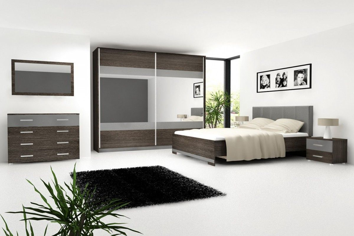 armoire chambre armoire chambre adulte blanche design. Black Bedroom Furniture Sets. Home Design Ideas