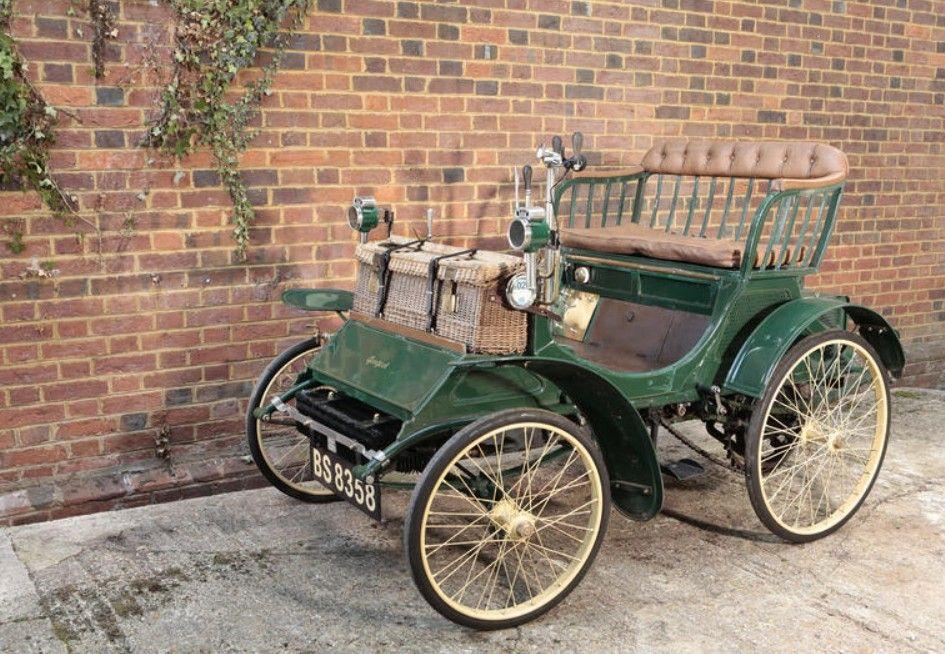 1899 Peugeot 3CV TwoSeater Vintage cars, Antique cars
