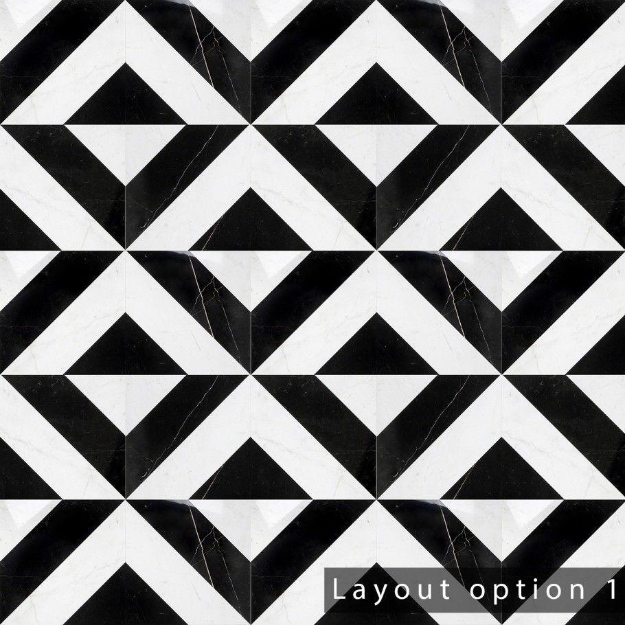 Parapet 24x24 Marble Tile Marble Floor Pattern Marble Tile Mosaic