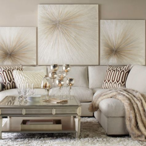 Empire Coffee Table From Z Gallerie · Living Room IdeasLiving ... Part 90