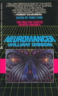 Image result for Neuromancer
