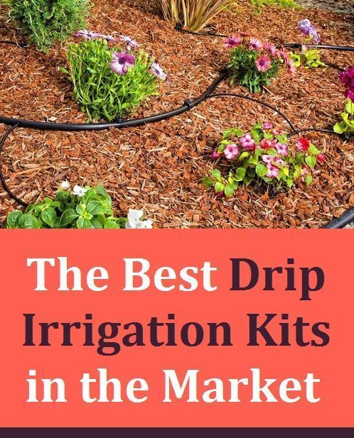 The Best Drip Irrigation Kits in the Market Best Picture For small Garden plan