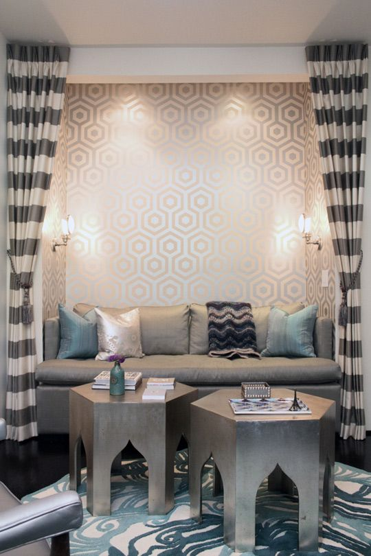 Sandra\u0027s Luxurious Modern in Brentwood Hollywood glamour, Moroccan