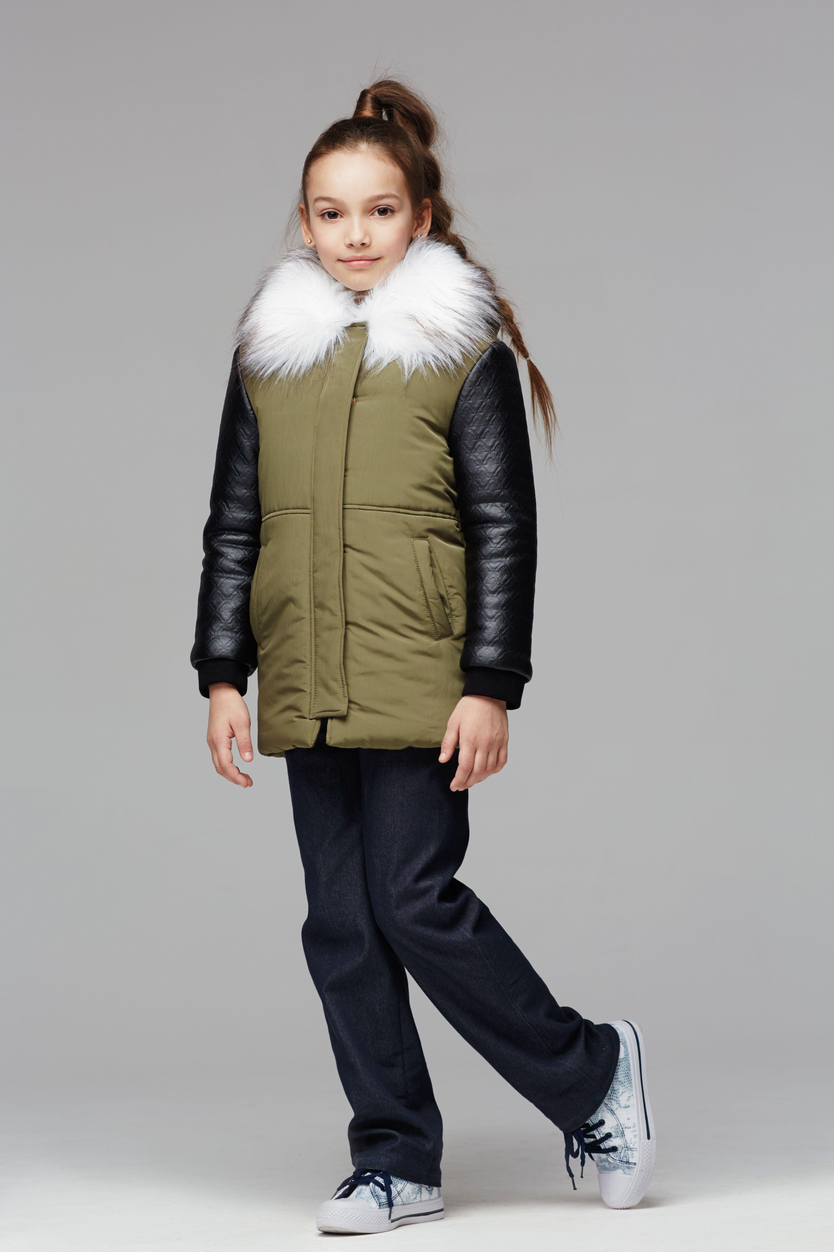 Купить Куртка К005 Куртки для девочек от компании «Смена ...