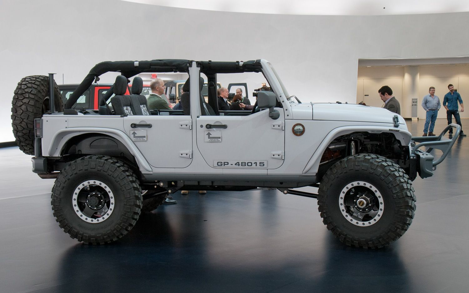2016 jeep wrangler | mopar-jeep-wrangler-recon-concept-side-view, photo  #214689 - rumor
