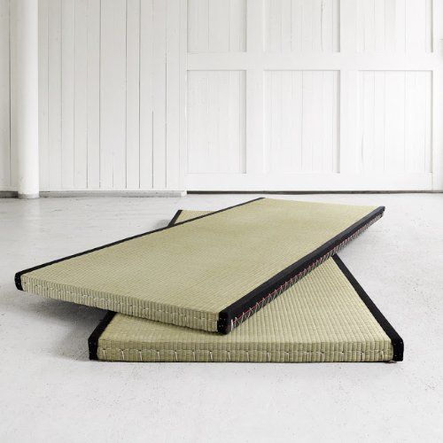 tatami bed mat 80 cm authentic japanese style tatami bed. Black Bedroom Furniture Sets. Home Design Ideas