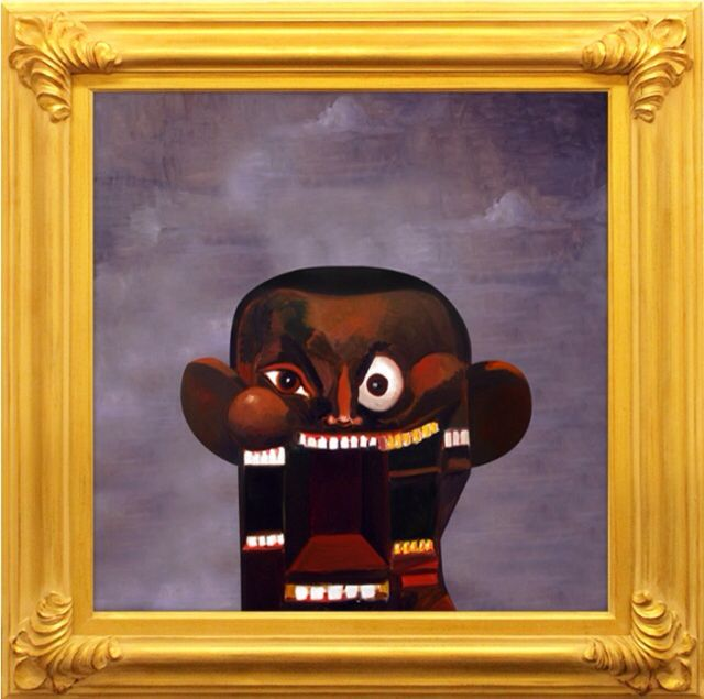 My Beautiful Dark Twisted Fantasy Alternative Cover Art Beautiful Dark Twisted Fantasy Cover Art Dark And Twisted
