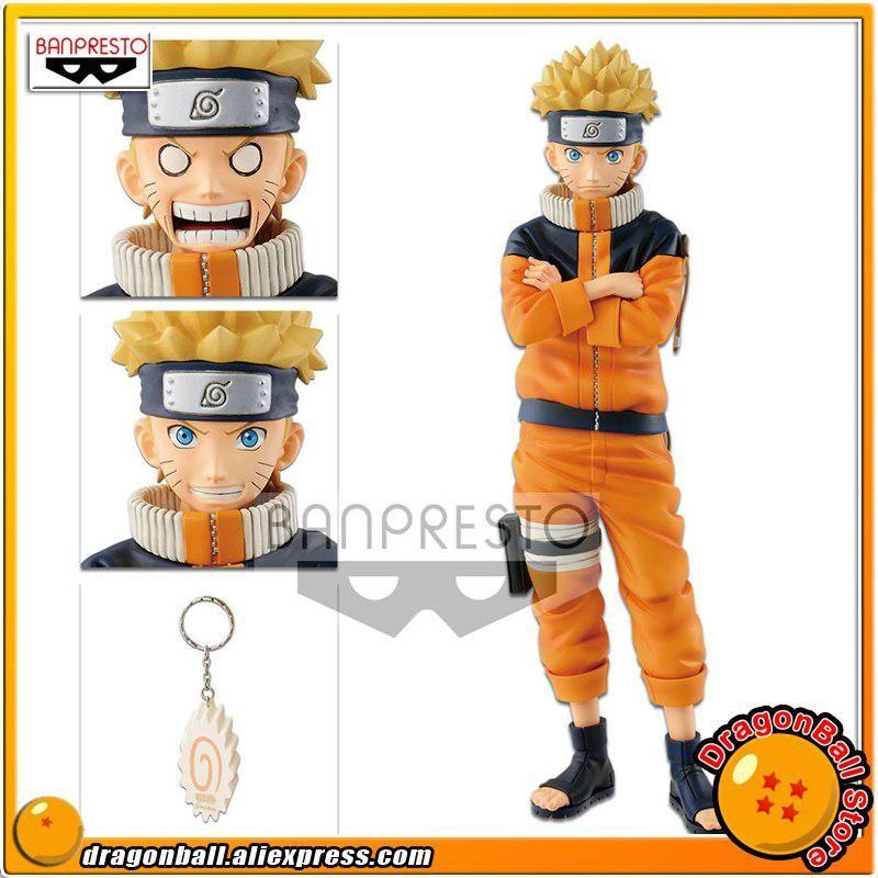 Japan Anime Naruto Shippuden Original Banpresto Grandista