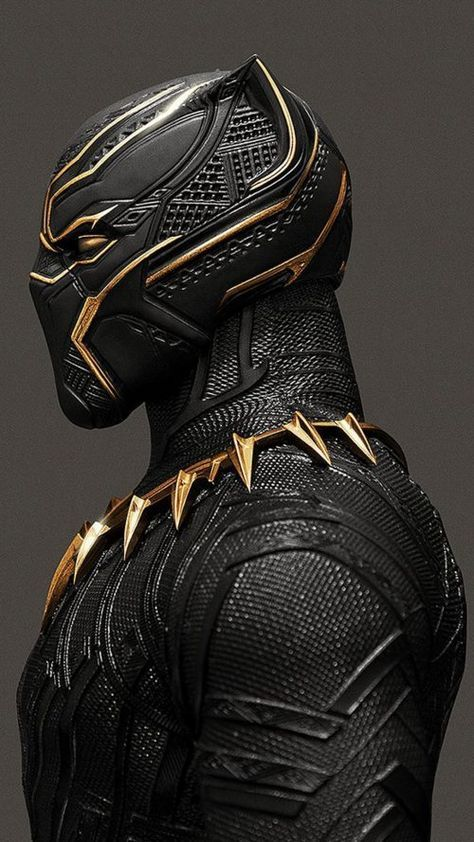 Badass Wallpapers For Android 35 0f 40 Black Panther From Marvel