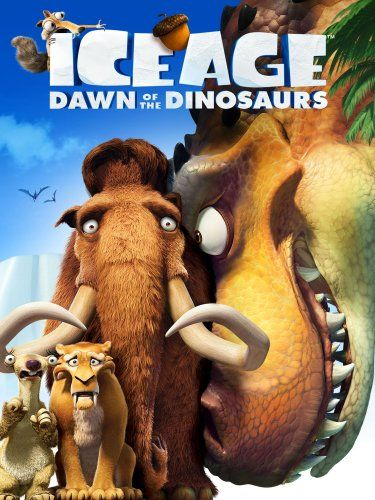 Ice Age Dawn Of The Dinosaurs Filmes Filmes De Animacao