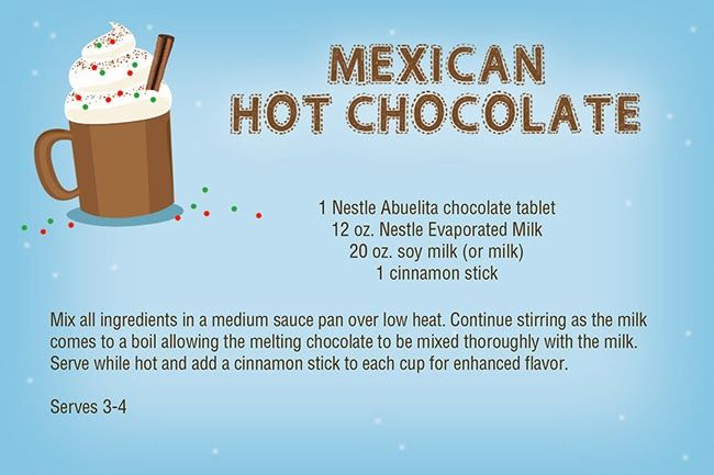 Easy Mexican Hot Chocolate Recipe Using Nestle Abuelita Recipe Mexican Hot Chocolate Hot Chocolate Recipes Mexican Hot Chocolate Recipe