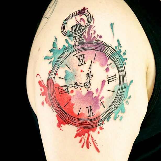 Sketchy Lawyer Watercolor Tattoo Ink Master Tattoos Ink Master