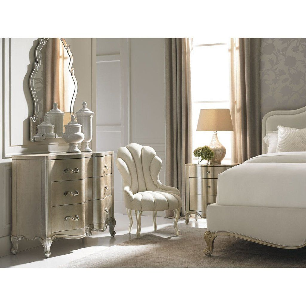 Caracole Classic You Are The one Nightstand Perfect side