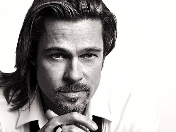 Brad Pitt for Chanel N°5 Campaign Photos shot by Mario Sorrenti:  http://www.sandrascloset.com/brad-pitt-for-chanel-n5-campaign-photos/