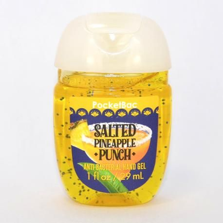 Gel Antibacterien Salted Pineapple Punch Bath And Body Works