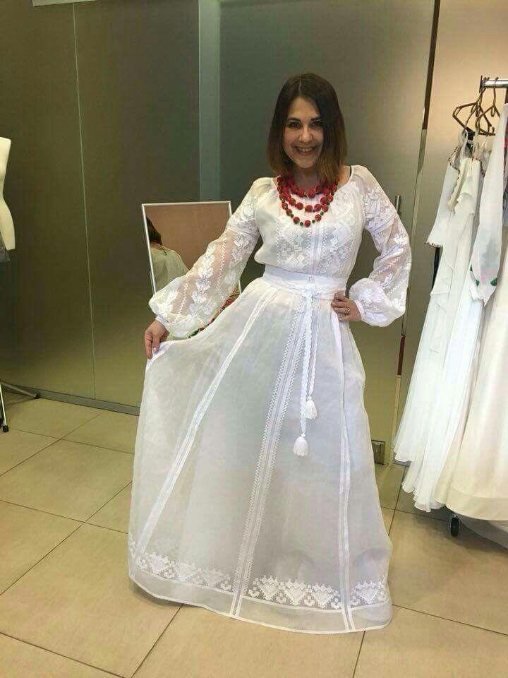 українська вишита сукня  dc1b7ff94b52d