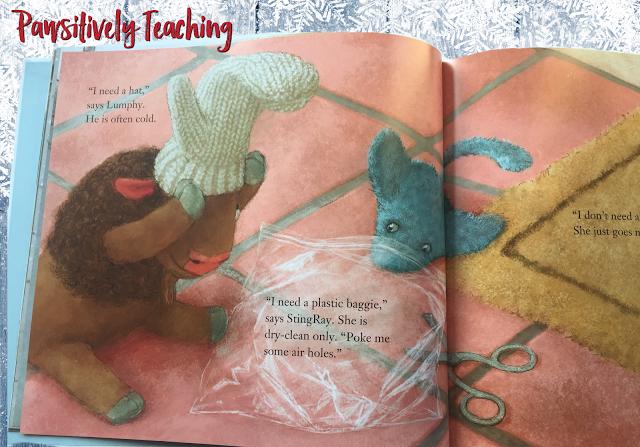 Toys Meet Snow Mentor Text Lesson