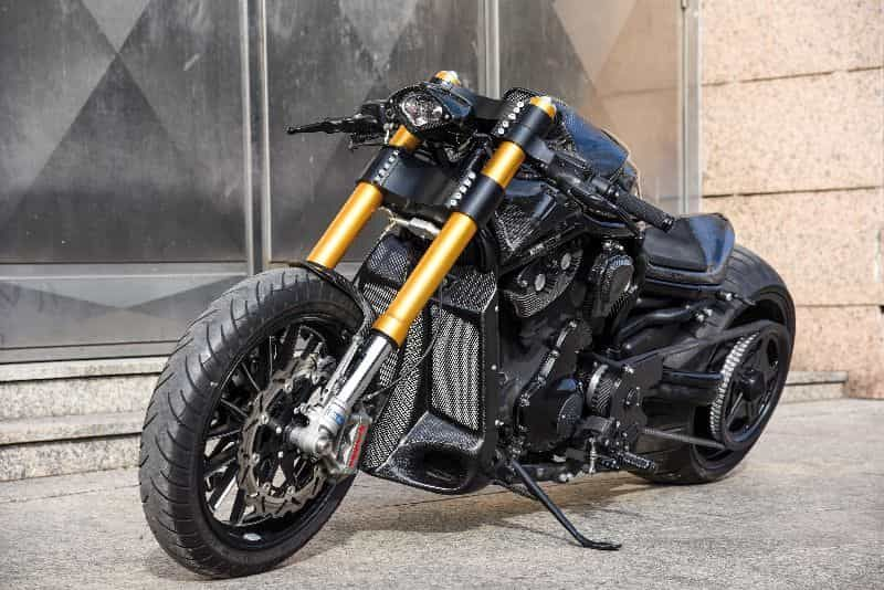 Harley Davidson Night Rod Special Carbon By Fiber Bull Harley Davidson Night Rod Harley Night Rod Harley Bikes