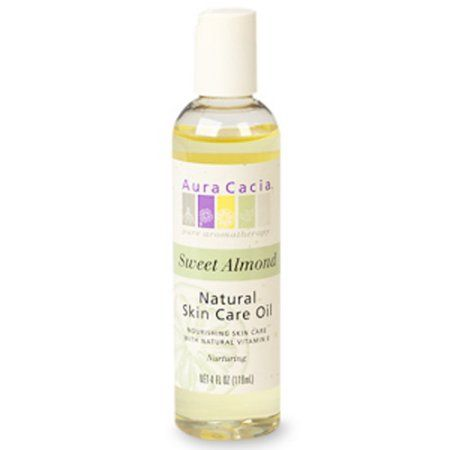 Aura Cacia Natural Pure Skin Care Oil Sweet Almond 16 Oz Pure Skin Care Natural Oil Skin Care Pure Natural Skin Care