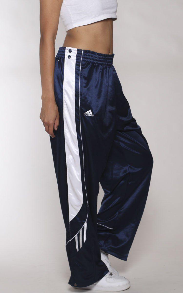 adidas pants vintage