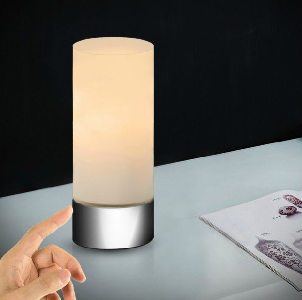 Italian Creative Fashion Table Lamp Touch Dimmable Bedside Lamp