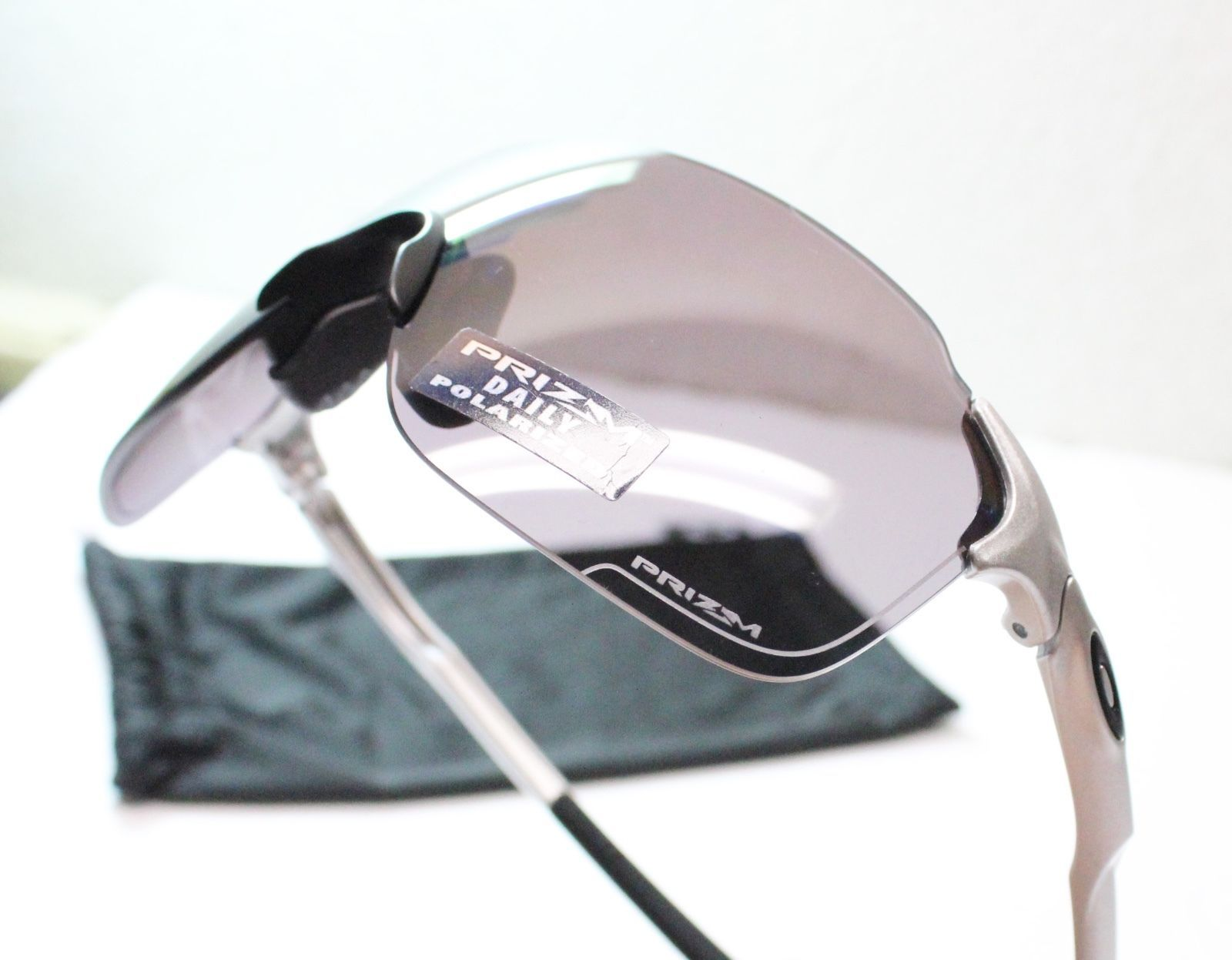 new oakley glasses  NEW OAKLEY Sunglasses EVZero Stride AF Silver Prizm Daily ...