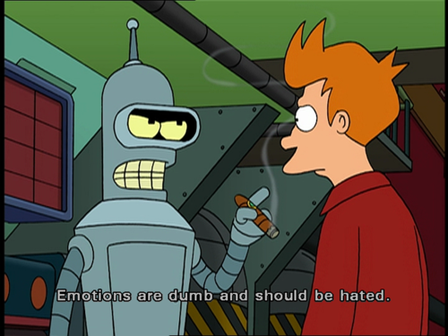 Bender Is The Way To My Heart This Quote And Also I Dont Have